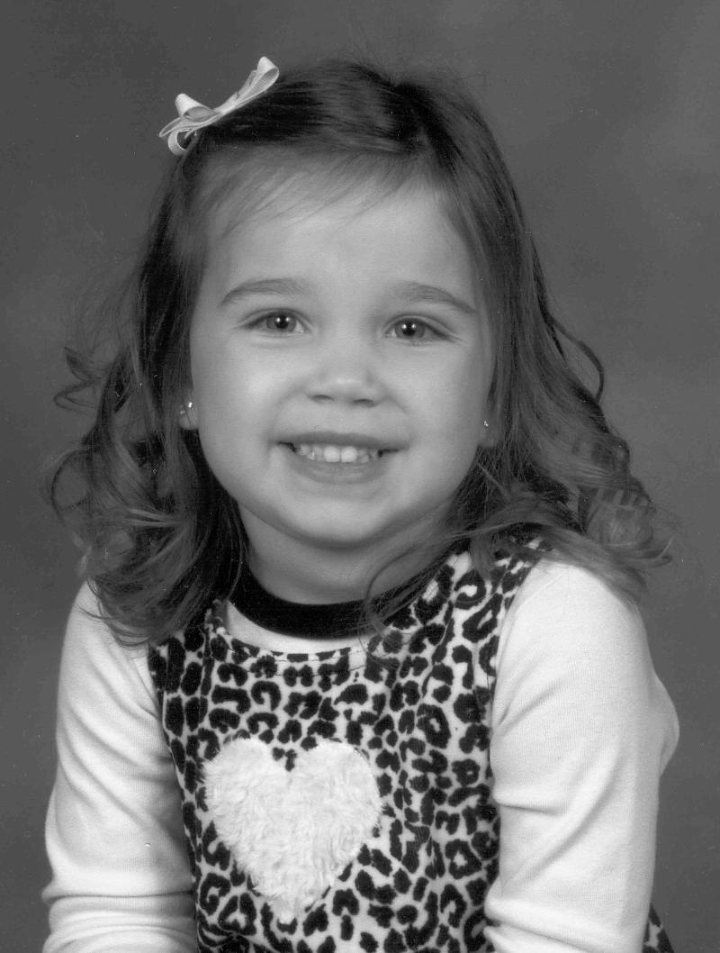 sophie's school photo