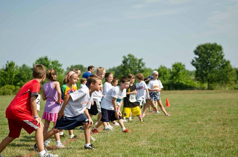 kids 50 yd dash 2012