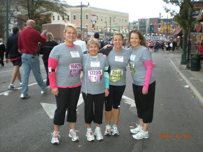St Jude Marathon Team 2010