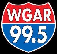 WGAR logo