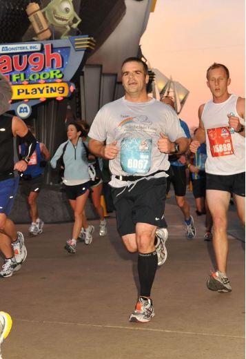 Brian Gilpatrick Disney Marathon