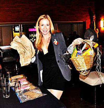 Rhonda Wiley, Crush fundraiser