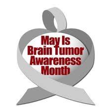 may brain tumor awareness