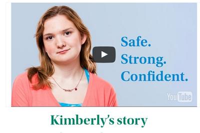 Kimberly's story