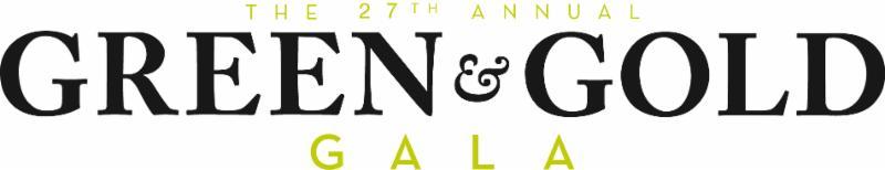 Green _ Gold Gala logo
