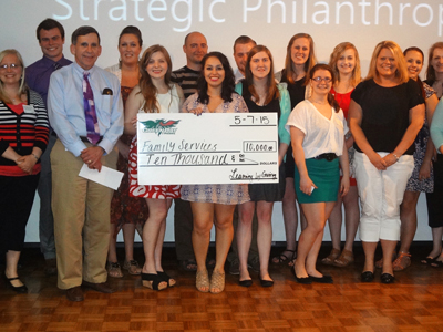 UWGB Strategic Philanthropy Grant