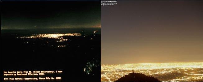 dark sky no more, Los Angeles, CA