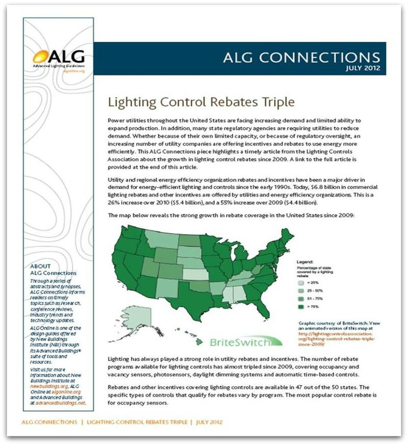 ALG Connections: Rebates have tripled