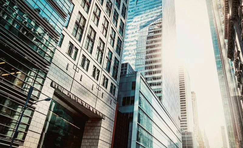 NYC commercial exteriors