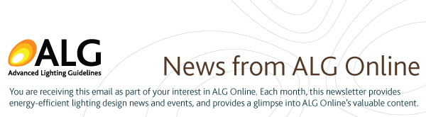 News from ALG Online