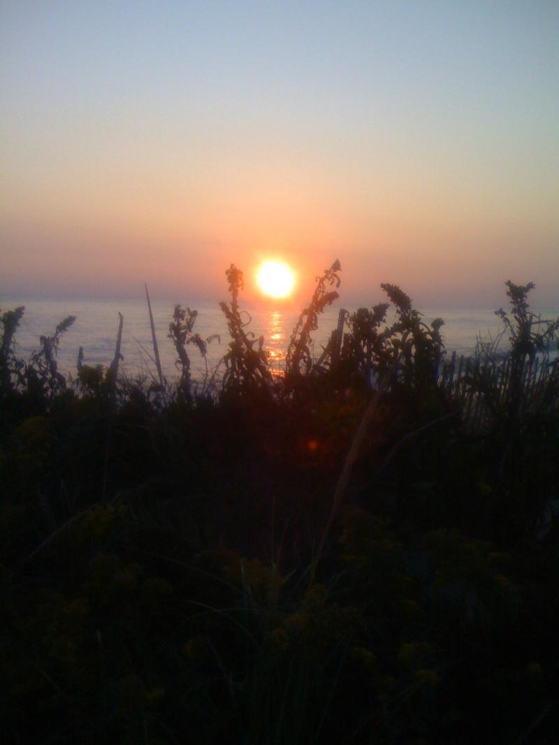 Sunset in Madaket