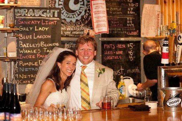 Mike & Jenn married