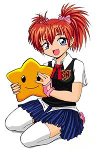 SacAnime Mascot