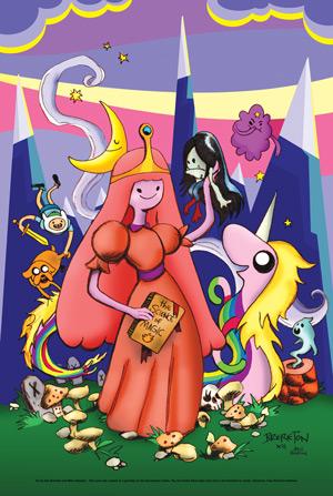 Adventure Time Print