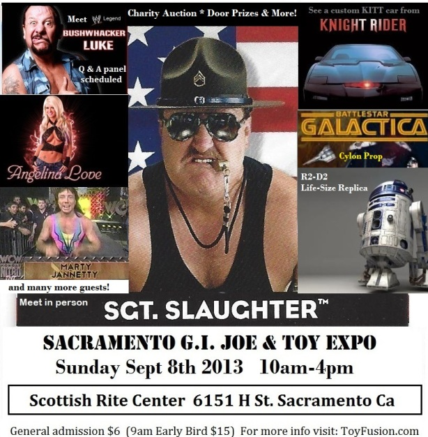 Toy Expo Flyer