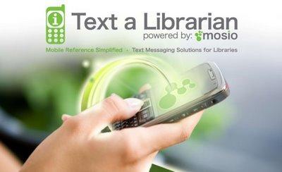 Text a Librarian
