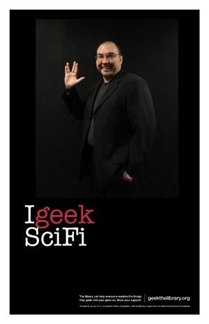 Geek Aaron Coutu