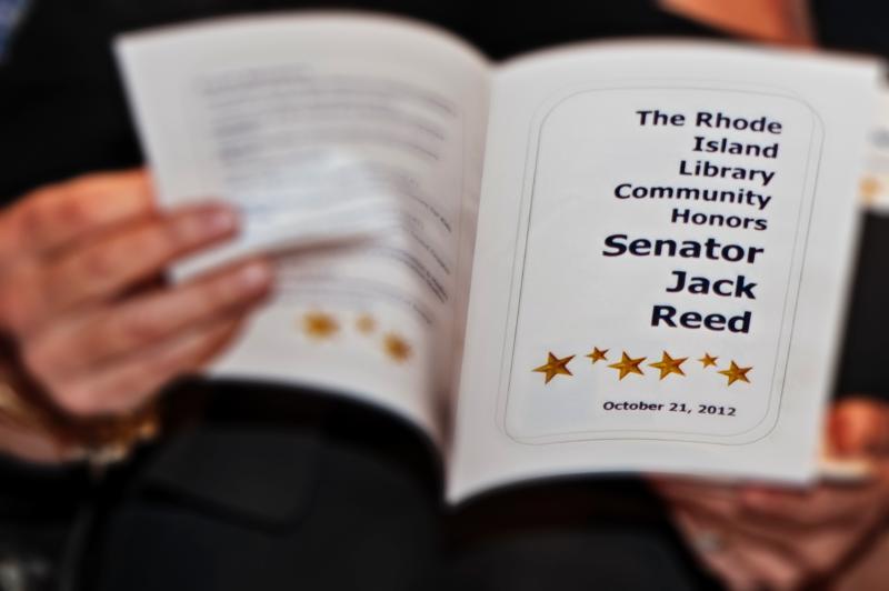 Jack Reed  Program