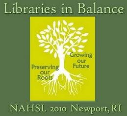 NAHSL Logo Conference 2010