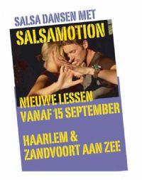 salsamotion lessen vanaf 15 sept