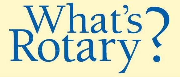 What's Rotary ? artwork