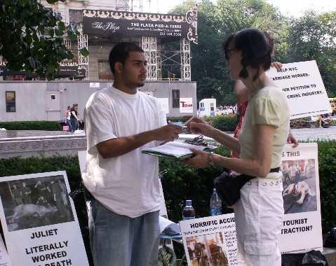 volunteers - August 2007 - #1