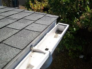 Flat Roof Eave - Not Sealed