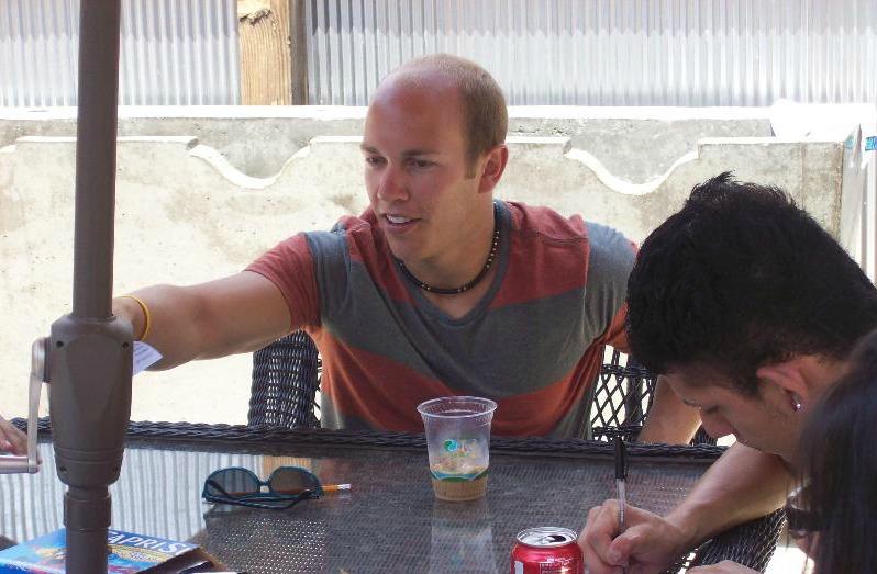 CYC Volunteer Thomas