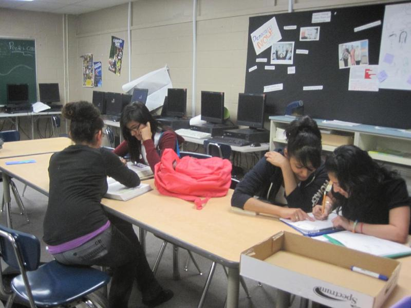 Mapleton Peer Tutoring