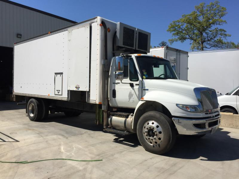 2012 Alpine V-MAX CDL Mobile Shred Truck