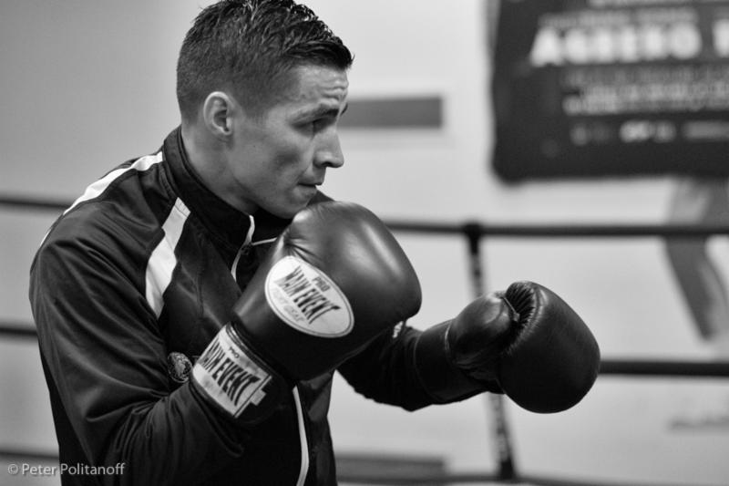 Lightweight Prospect & Former Olympian Cesar Villarraga in Action this Friday