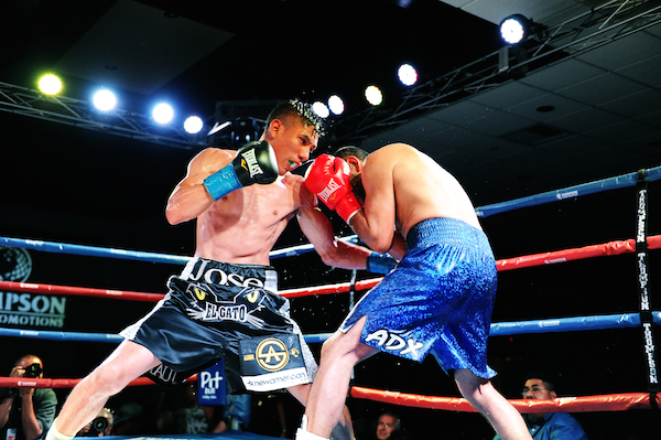 """New Blood"" Recap: Jose Roman Improves to 21-1, 14 KOs, 7 Straight Wins"