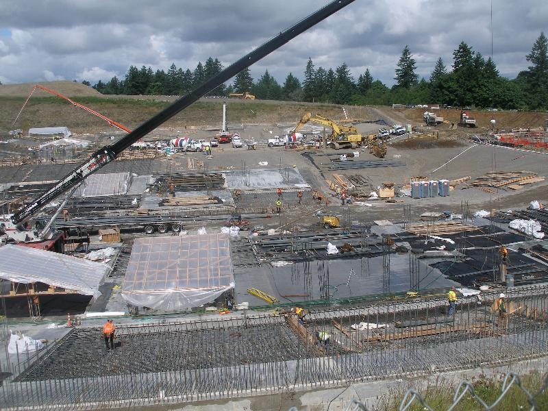 reservoir construction for July 2012 nl