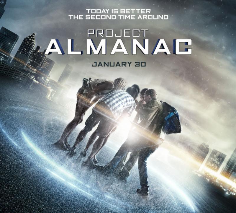 Project Almanac (2014) Watch Online - Full Movies Watch
