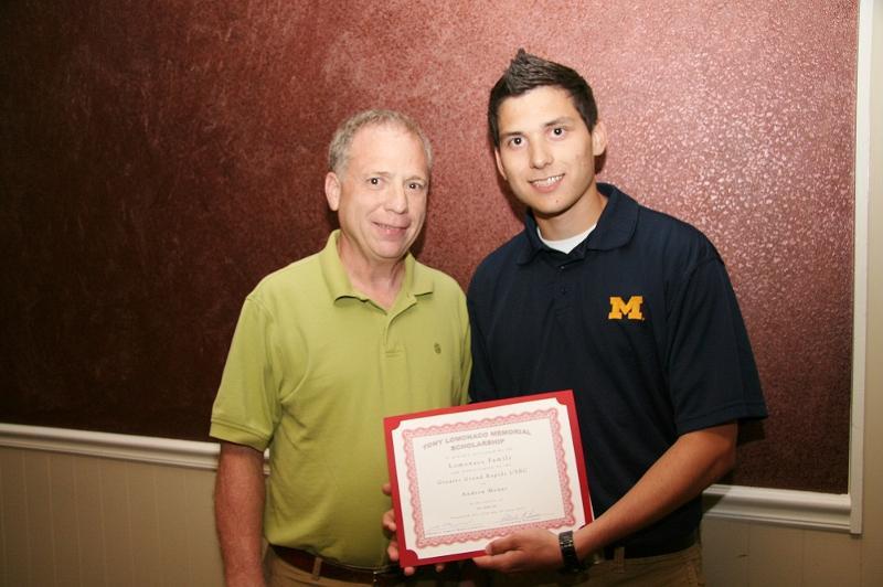 Tony Lomonaco Scholarship