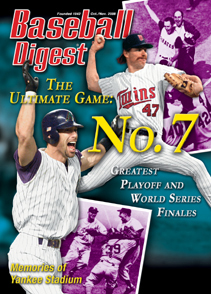 Baseball Digest October 08