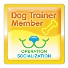 OS Dog Trainer Member Button