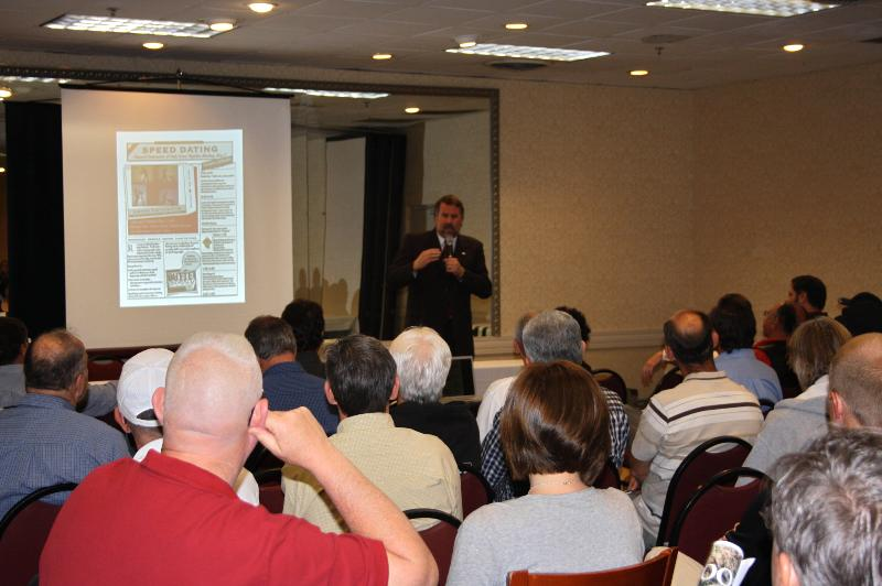 LaMalfa Speaking at Construction Event