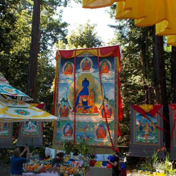 Medicine Buddha fFestival