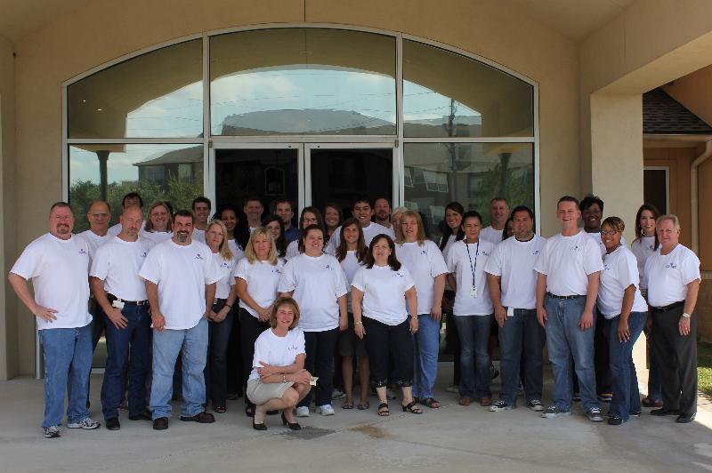 Cenergy Team at the New Houston Headquarters