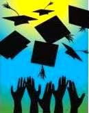 graduation caps, 123rf.com