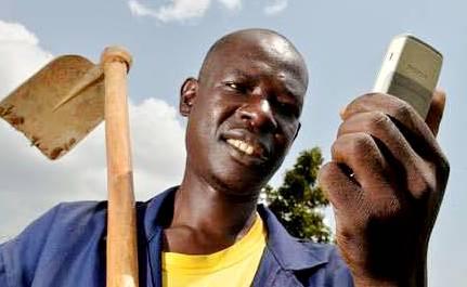 young african farmer, gravator.com