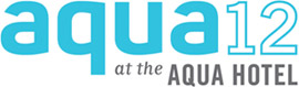 Aqua12 Logo