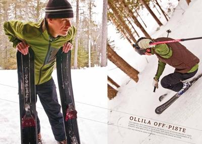 Marquette Backcountry Ski article