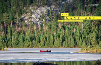 Canoe & Kayak feature