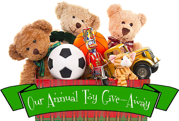 XAVIER TOY GIVEAWAY