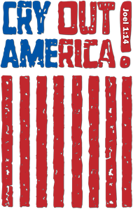Cry Out America LOGO