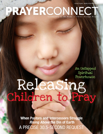 Prayer Connect - Children Praying