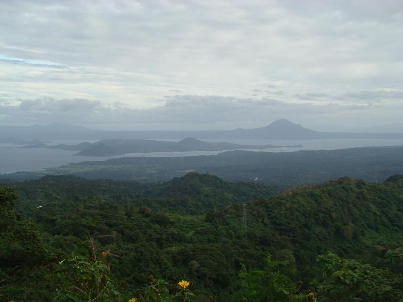 Taal Lake & Volcano