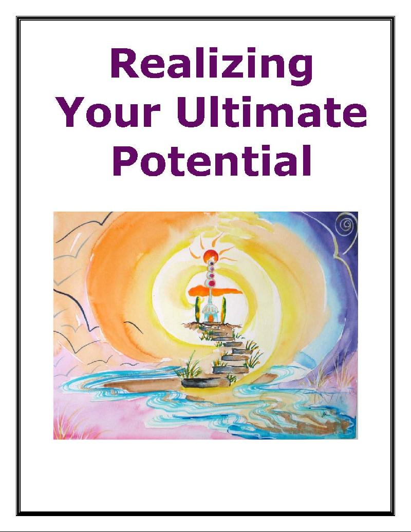 Realizing Your Ultimate Potential E-book